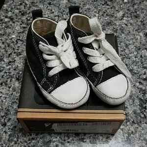 Converse Soft Baby Shoes